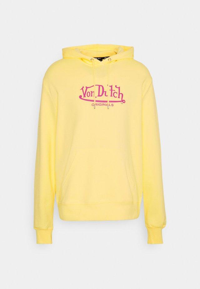 MILAN - Sweatshirt - lemonade