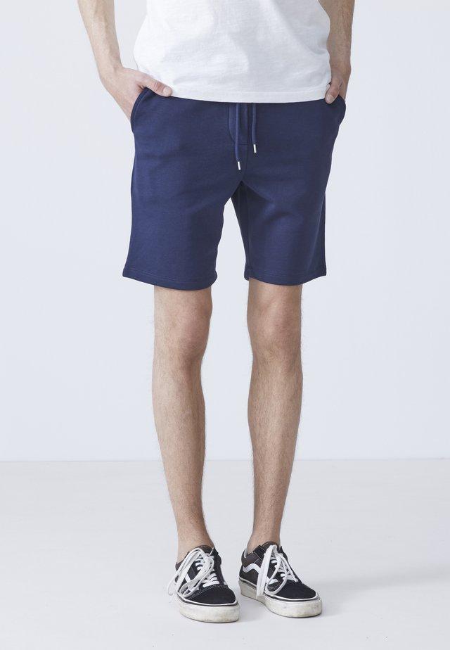 EBBE - Shorts - dark blue