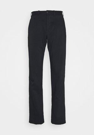 AERIAL PANTS - Pantalon classique - black