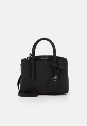 MARGAUX MINI SATCHEL - Handbag - black