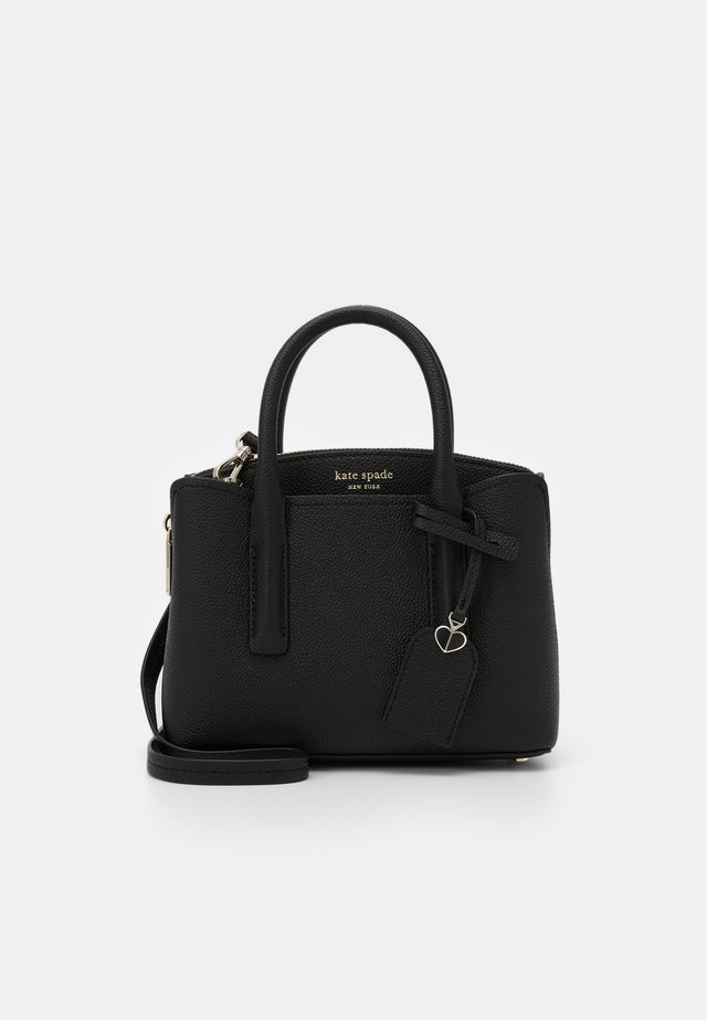 MARGAUX MINI SATCHEL - Håndveske - black