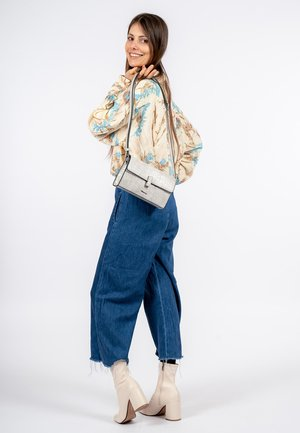 CLARA MARIE - Handbag - grey