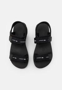 Lacoste - Sandals - black - 3