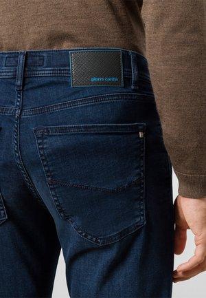 CLIMA CONTROL LYON - Straight leg jeans - dark blue