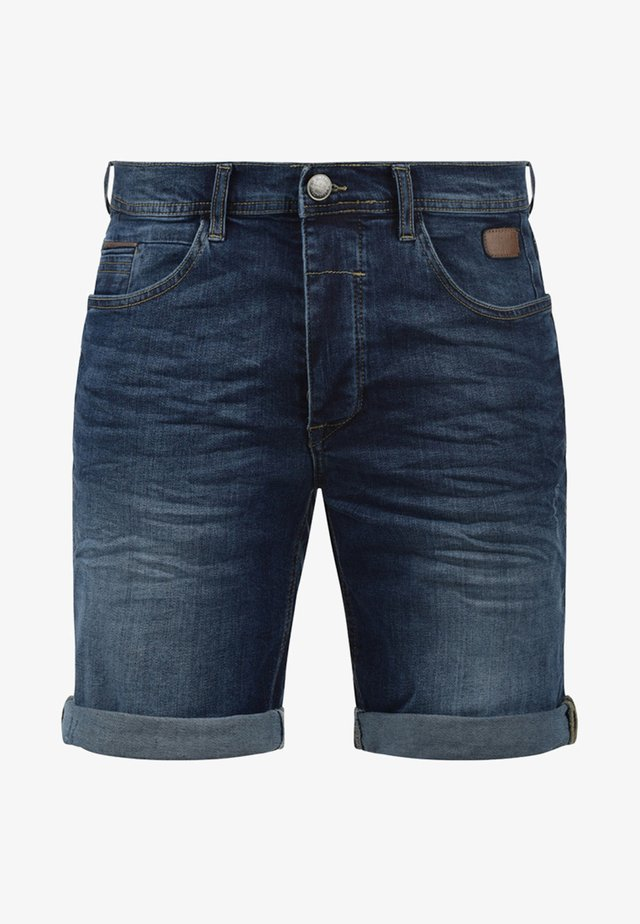 Shorts di jeans - dark-blue