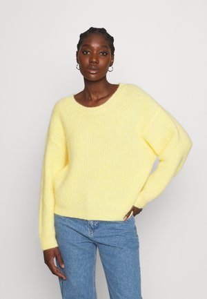 EAST - Strickpullover - bergamote chine