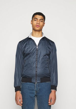 MENS REVERSIBLE JACKETS - Summer jacket - dark blue