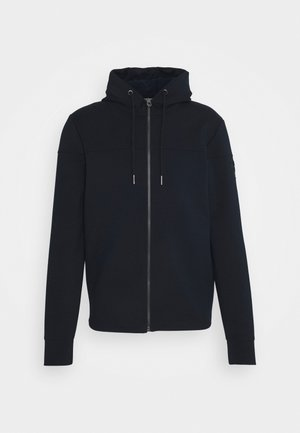 SANDRINO - Zip-up hoodie - dark blue