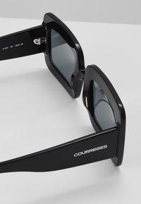 Courreges - Sunglasses - black/copper - 2
