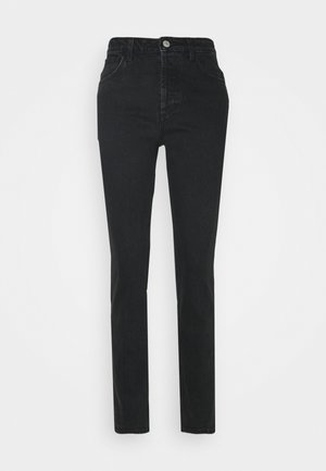 PAOLA - Jeans a sigaretta - black