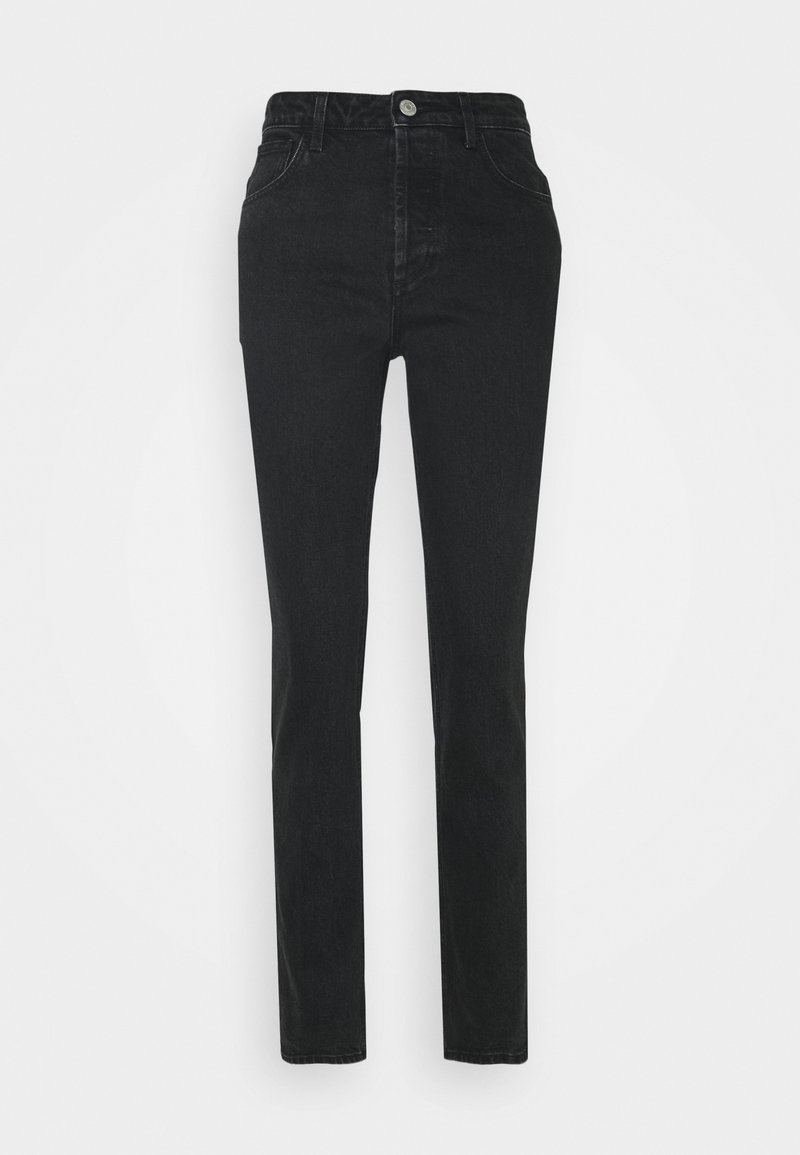 House of Dagmar - PAOLA - Jeans a sigaretta - black