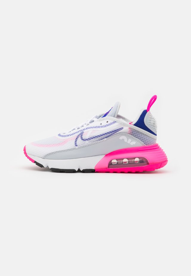 AIR MAX 2090 - Sneakers basse - white/concord/pink blast/pure platinum/black