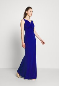 WAL G. - OFF THE SHOULDER DRESS - Occasion wear - cobalt blue - 1
