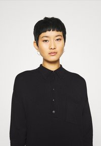 Another-Label - DEENA DRESS - Jumper dress - black - 4