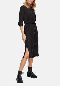 s.Oliver - Shirt dress - black - 3