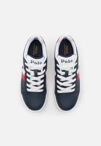 Polo Ralph Lauren - OAKVIEW UNISEX - Tenisky - navy smooth/red/navy - 3