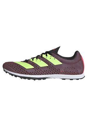 ADIZERO XC SPRINT SHOES - Neutral running shoes - black