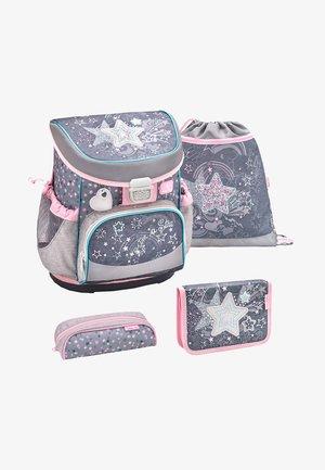 SET 4 TEILIG - School set - light pink