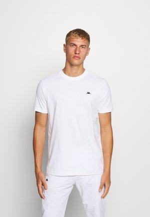 HAUKE TEE - Basic T-shirt - bright white