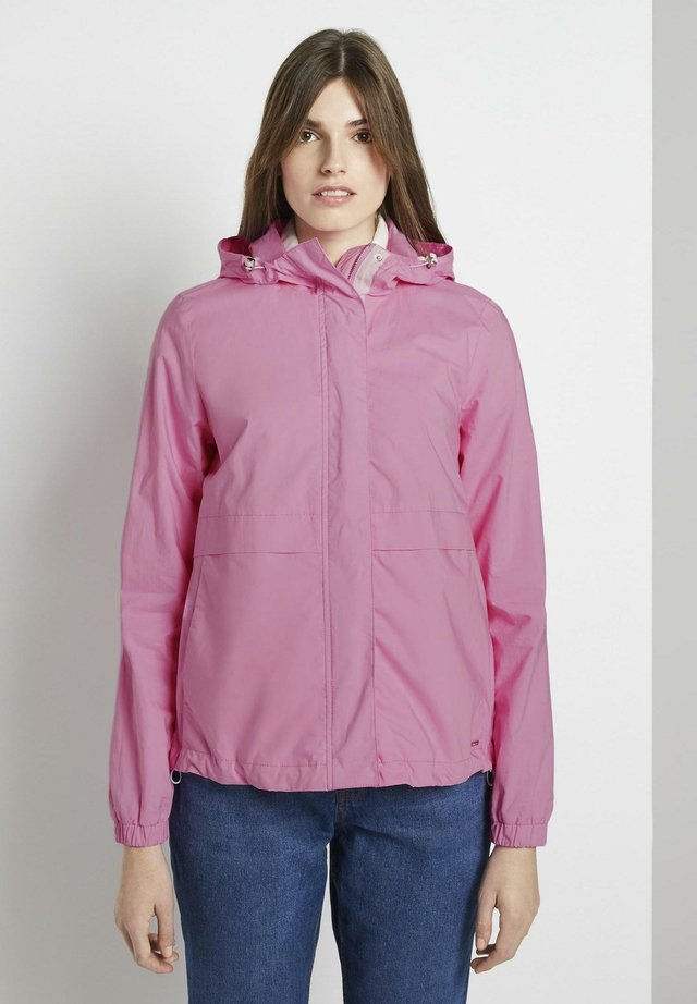 PAPERTOUCH WINDBREAKER - Windbreaker - bright pink