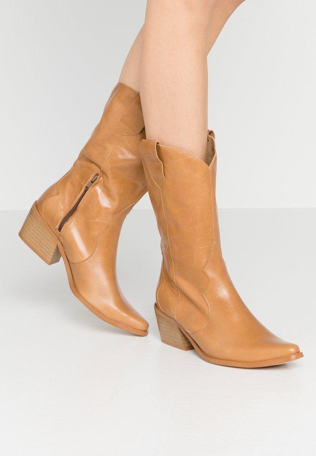 JOLIE - Cowboy/Biker boots - malory