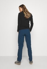 The North Face - WOMENS QUEST PANT - Kangashousut - blue wing teal - 2