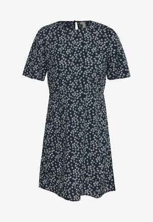 PCMALENE DRESS - Kjole - navy