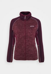 Regatta - LINDALLA - Fleece jacket - prun - 4
