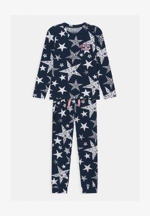 WANDERIEN  - Pyjama set - dark blue