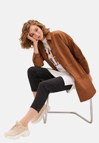 LC Waikiki - Denim jacket - brown - 5