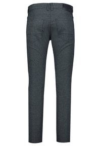 BOSS - DELAWARE - Slim fit jeans - marine - 3