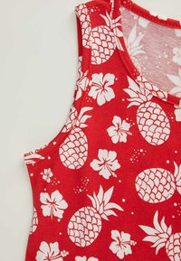 DeFacto - Jersey dress - red - 2