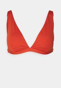 LASCANA - TRIANGEL - Haut de bikini - orange - 0
