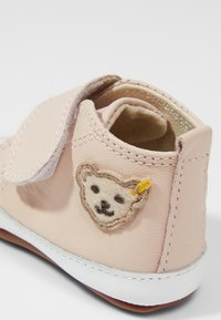 Steiff Shoes - JACKSONN - Scarpe neonato - rose - 2