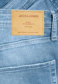 Jack & Jones - JJIRICK JJORIGINAL  - Džínové kraťasy - blue denim - 5