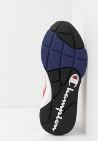 Champion - LOW CUT SHOE LEXINGTON - Sports shoes - offwhite/grey/red - 4