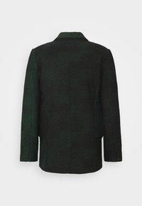 Henrik Vibskov - ANTS SHOWERTILES - Blazer jacket - black/dark green - 7