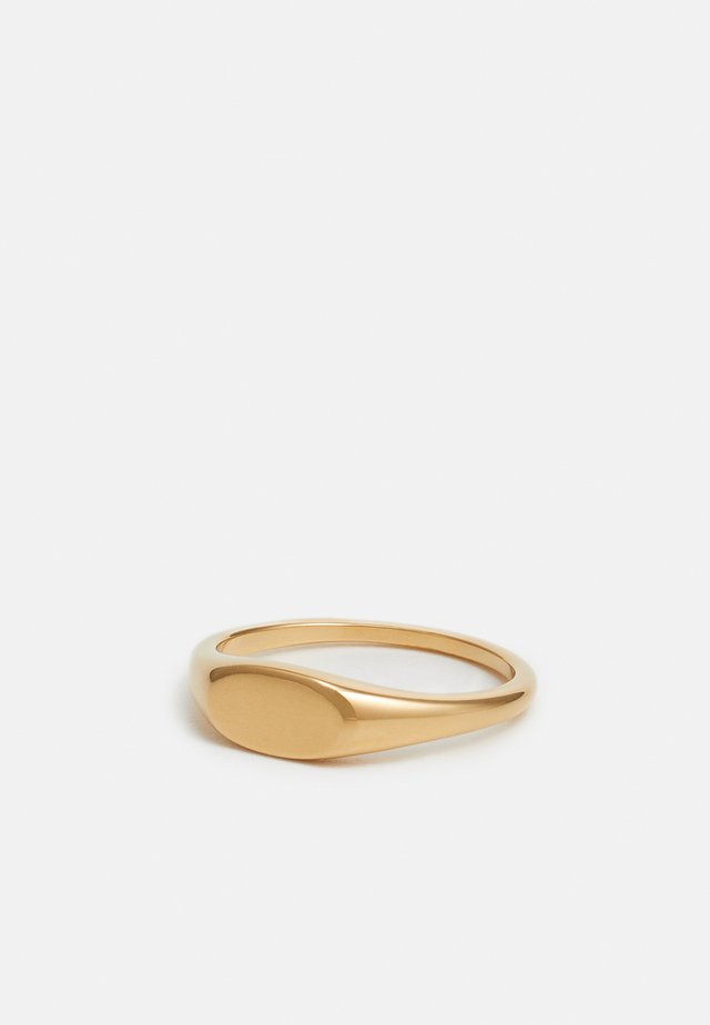 IDOL UNISEX - Ring - gold-coloured