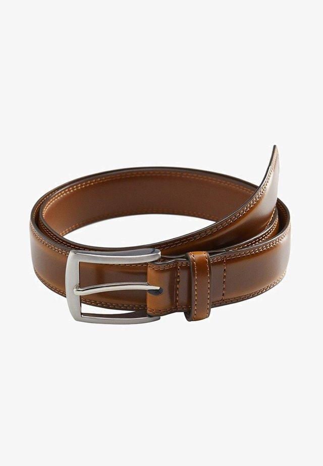 BASICO - Belte - marron