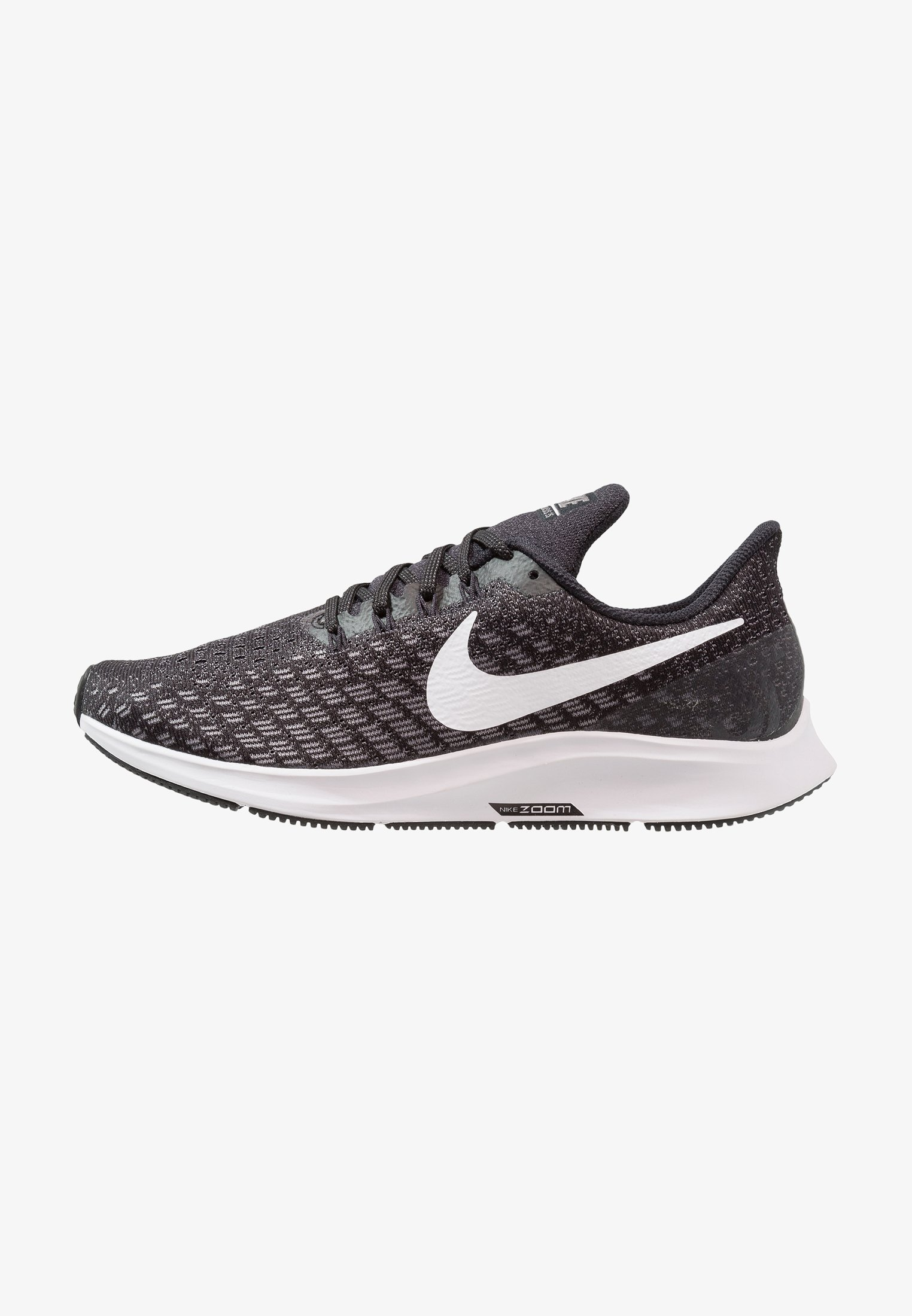 Preservativo cerca Hablar con  Nike Performance AIR ZOOM PEGASUS 35 - Zapatillas de running neutras -  black/white/gunsmoke/oil grey/negro - Zalando.es