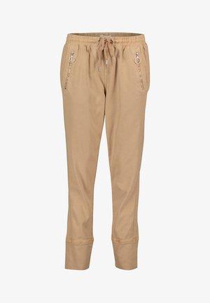 Tracksuit bottoms - desert beige