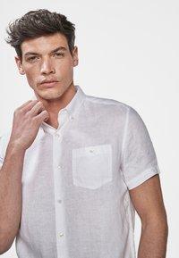 Next - Shirt - white - 3