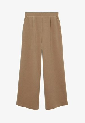 PAUL - Trousers - marron moyen