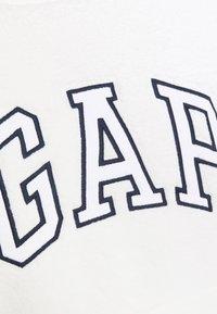 GAP - SHERPA - Fleece jumper - milk global - 2