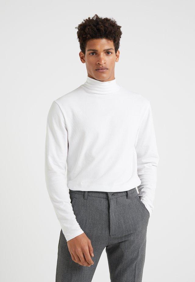 TAMO - T-shirt à manches longues - white