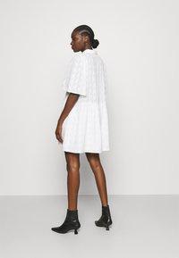 Stella Nova - Košilové šaty - white - 2