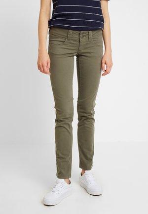 VENUS - Trousers - khaki