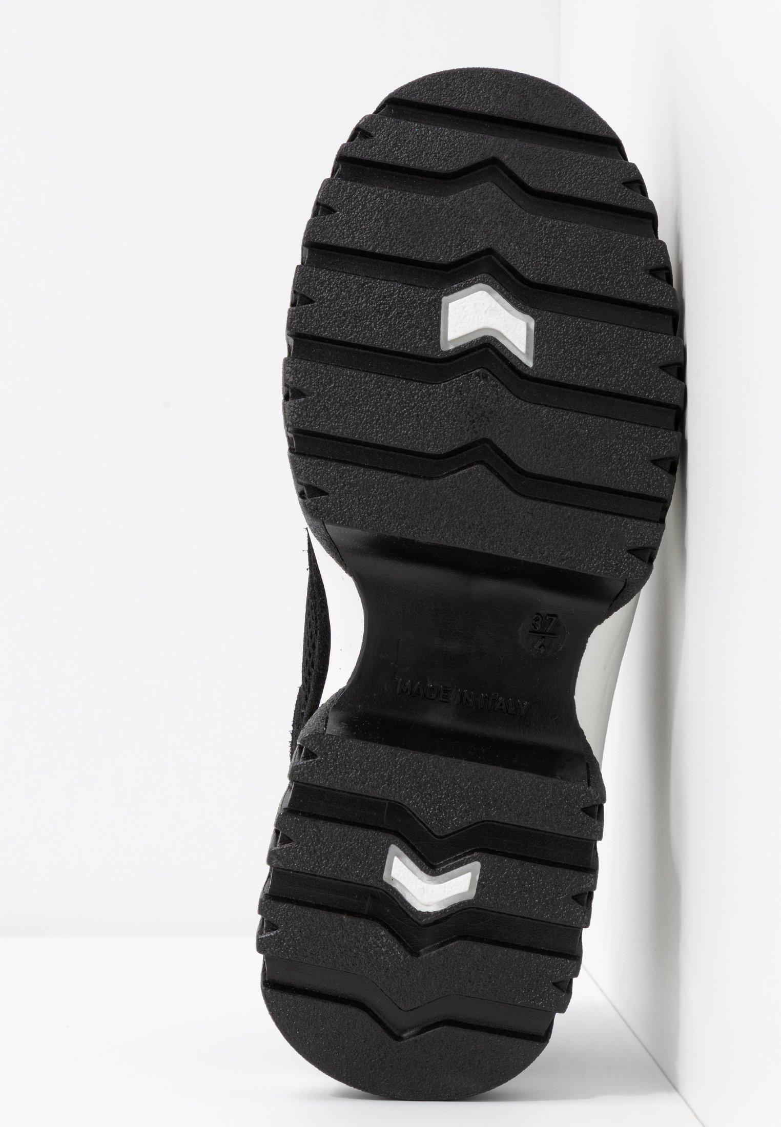 Bianco Biacolleen Chunky - Sneakersy Niskie Black
