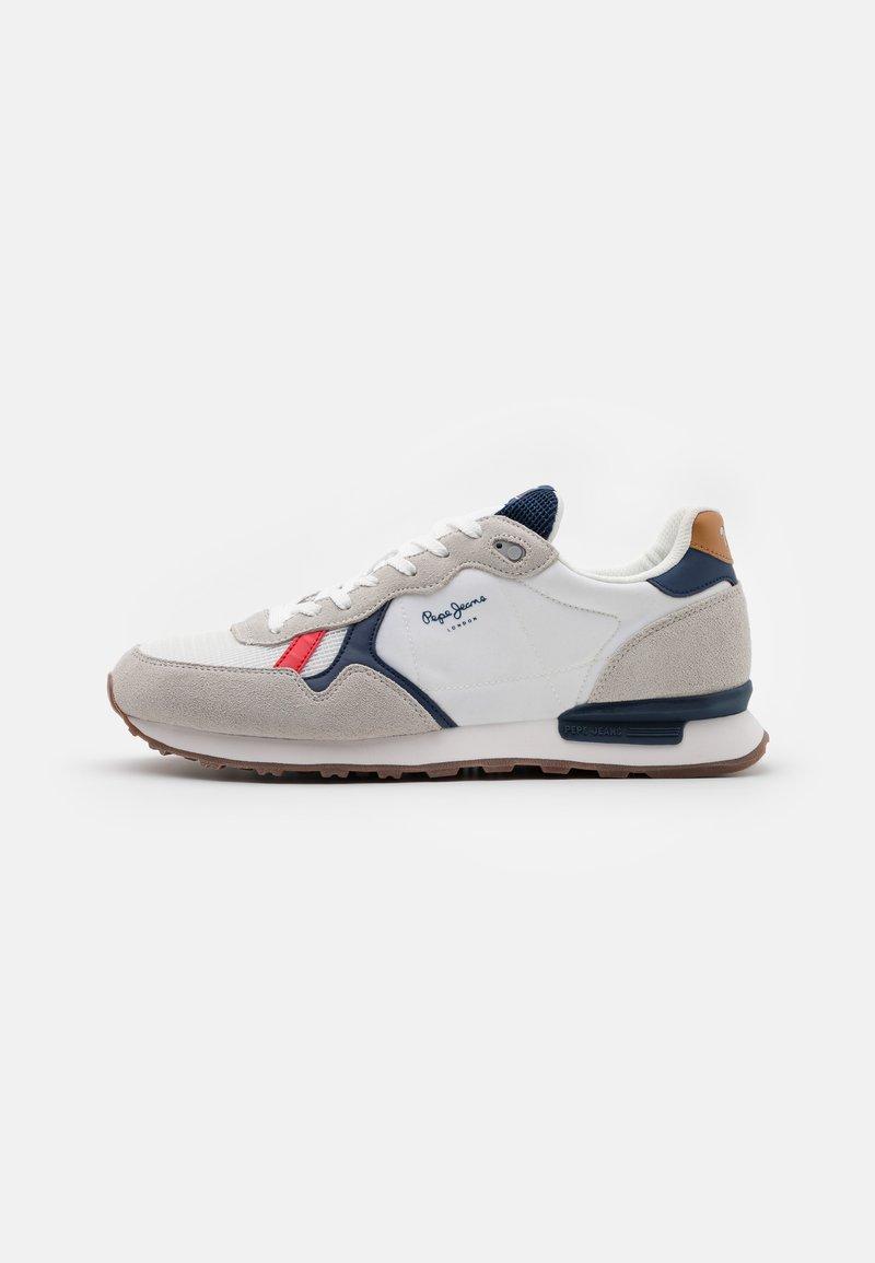 Pepe Jeans - BRITT MAN BASIC - Sneakers - white