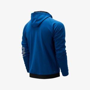 Zip-up hoodie - captainblue